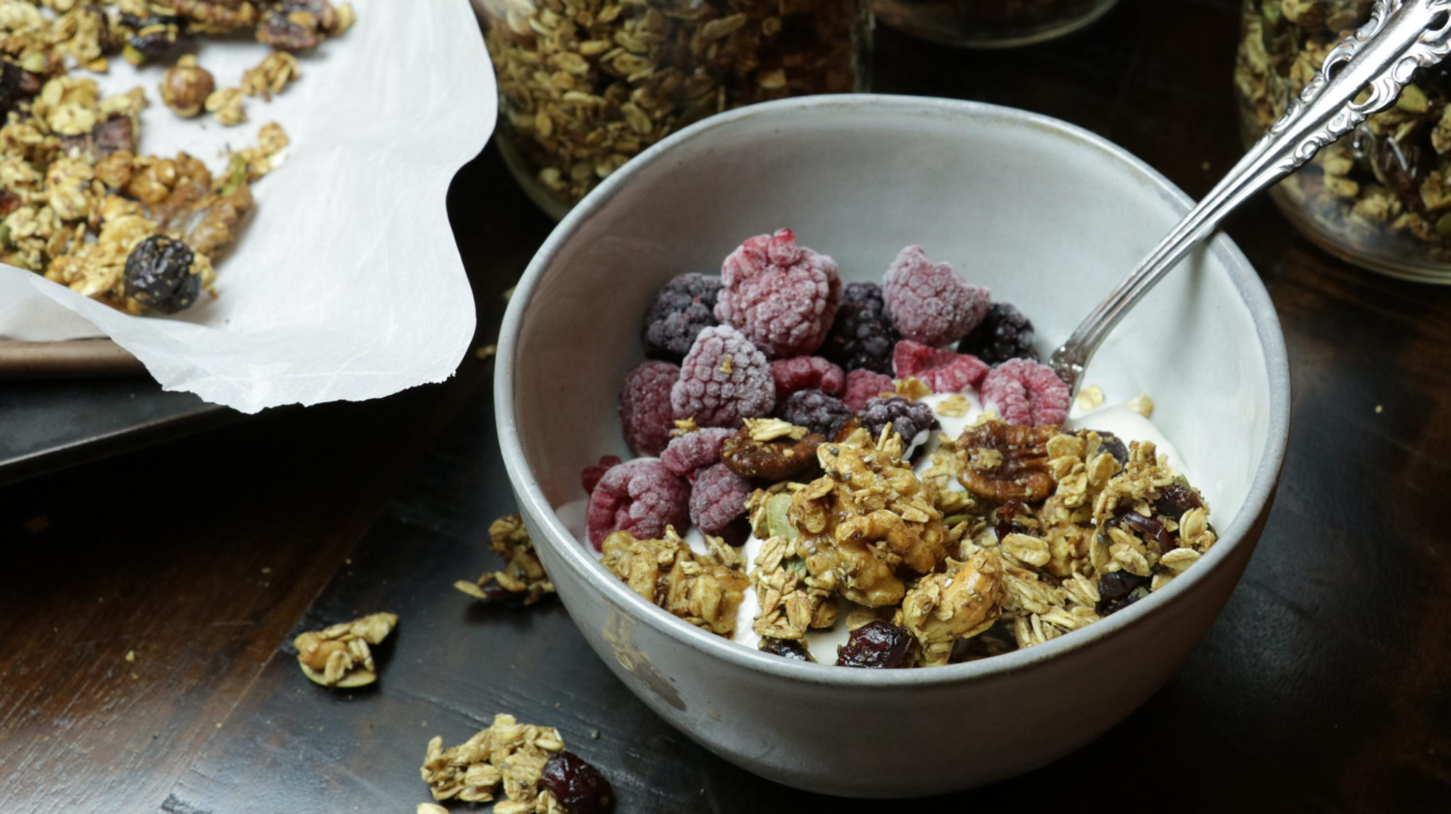 good gut granola