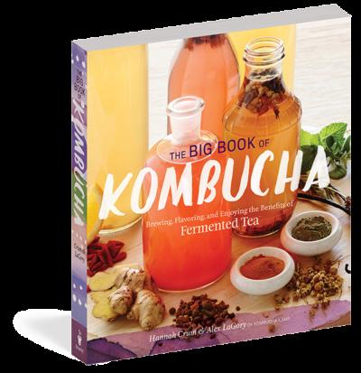 book of kombucha